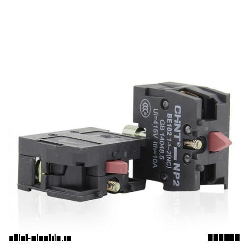 Блоки контактные NP2-BE102, 1НЗ
