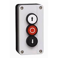 Кнопочный пост NP2-B363, сигн.лампа+1НО+1НЗ