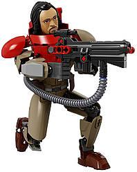Конструктор LEGO Star Wars  Baze Malbus Бейз Мальбус 75525