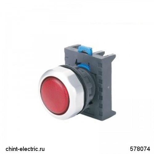 Индикатор NP8-D/5 желтый AC110-230В