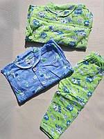Пижама детская 3-5 лет .Оптом.Турция, фото 1