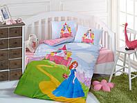 Комплект постельного белья в кроватку Class Cinderella v1