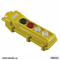 Пульт кнопочный NP3-3А , 6 кнопок + Включено+Выключено IP65