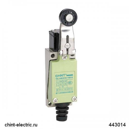 Выключатель путевой YBLX-ME/8111 с плунжером прямого давления (CHINT)