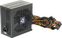 Блок Питания Chieftec CPS-550S Force, ATX 2.3, APFC, 12cm fan, КПД >85%, RTL
