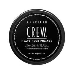 Помада для стайлинга супер стойкая American Crew Heavy Hold Pomade - 50 гр
