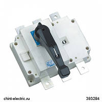 Выключатель-разъединитель NH40-2000/3W, 3Р, 2000А, выносная рукоятка управления (CHINT)