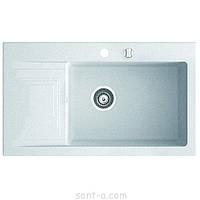 Врезная кухонная мойка Marmorin HALIT 1k 0,5 k одна чаша, одно крыло (520 113 0xx), фото 1