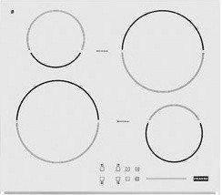 Варочная поверхность  Franke FH 604-1W 4I T PWL WH