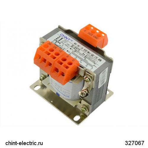 Однофазний трансформатор NDK-100VA 230/12 IEC (CHINT)