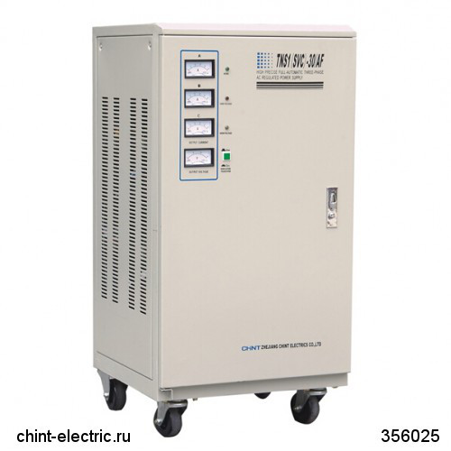 Автоматичний регульований трансформатор TNS1(SVC)-30/AF