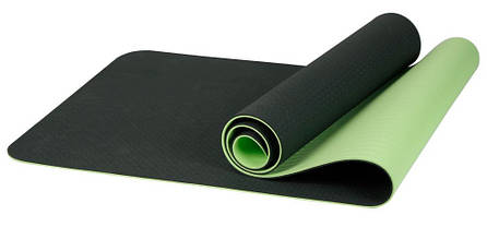 Коврик для йоги «LS-3237» TPE YOGA MAT 1730x610x6 мм, фото 2