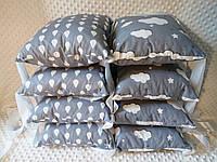 Детские подушки -бортики в кроватку