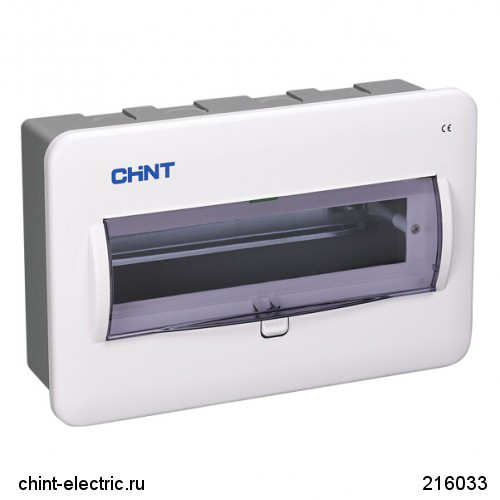 Модульный корпус пластиковый NX8-12 IP30 (CHINT)