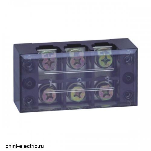 Блок зажимов ТВ-2512 25A