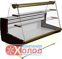 Холодильная витрина ВХСд-1,5 Полюс ЭКО (K85 SM 1,5-1)