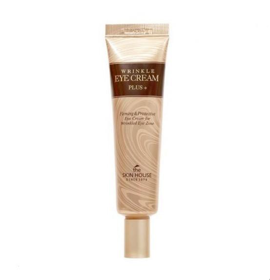 The Skin House Wrinkle Eye Cream Plus Антивозрастной крем для кожи вокруг глаз
