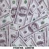 Аквапечать пленка доллары LD001B ширина 50см