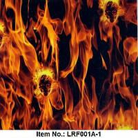 Пленка Огонь LRF002A-1 ширина 100см