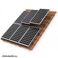 Солнечные батареи для дома, комплект на мощность 2 kW