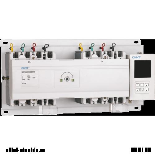 Устройство АВР NZ7-400S/4P 400A автоматический ввод резерва (CHINT)