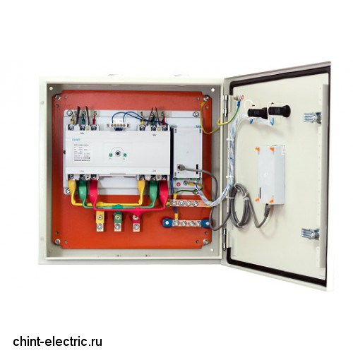 Шкаф АВР 32А IP54 (автоматический ввод резерва)