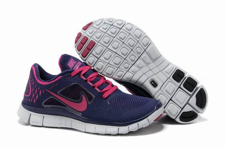 Кроссовки женские Nike Free Run 5.0 Violet
