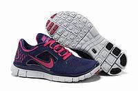 Кроссовки женские Nike Free Run 5.0 Violet, фото 1