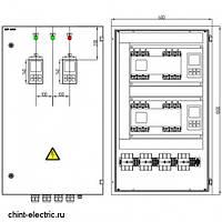 Шкаф АВР на 3 ввода 160А, фото 1