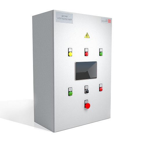 Шкаф управления насосом ШУН-2 2 насоса 2,2 кВт прямой пуск