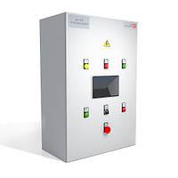 Шкаф управления насосом ШУН-2 2 насоса 7,5 кВт прямой пуск, фото 1