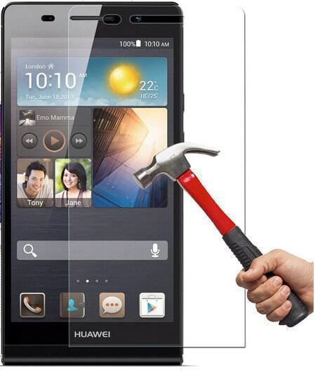 Защитное стекло для Huawei Ascend P6-U06