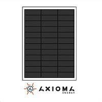 Солнечная батарея (панель) 50Вт, монокристаллическая AX-50M, AXIOMA energy