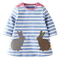 Платье для девочки Rabbit