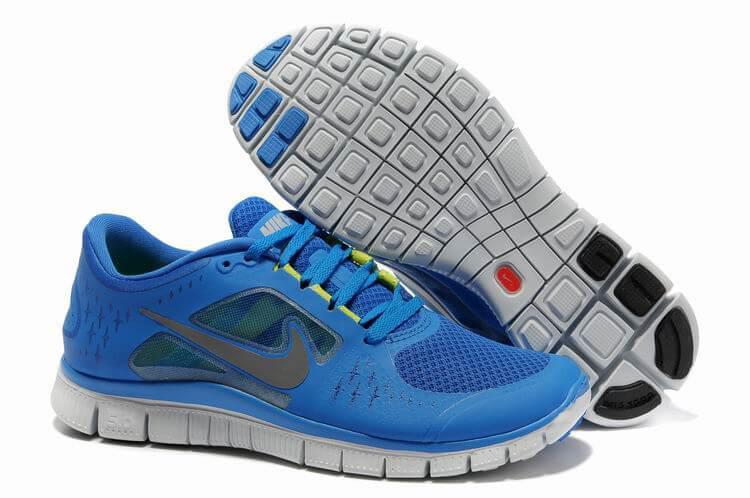 Кроссовки Nike Free Run 5.0 V3 Blue White