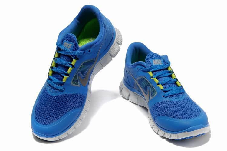 9513a7a0 Кроссовки Nike Free Run 5.0 V3 Blue White купить в Киеве   Im-PoLLi ...
