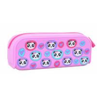 Пенал силиконовий Yes Lovely panda 531951