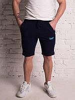 Трикотажные шорты мужские Pobedov Shorts Nobility (navy)