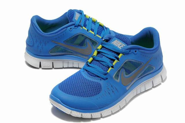 Nike Free Run 5.0 V3 Blue White