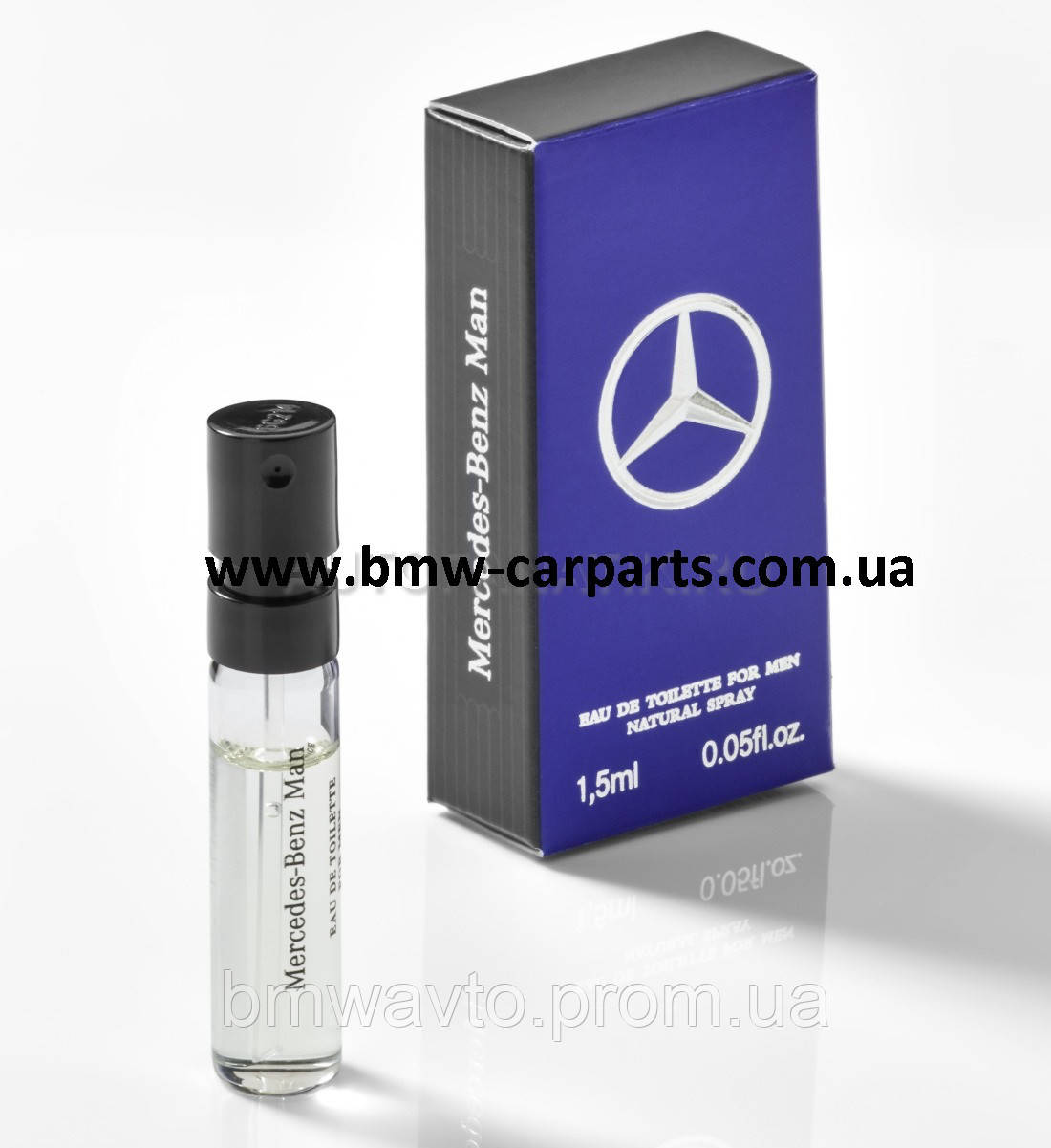 Пробник, мужская туалетная вода Mercedes-Benz Man Fragrances perfume Men, Sample