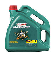 Моторное масло Castrol MAGNATEC 5W30 AP 4L