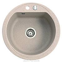 Врезная кухонная мойка Marmorin DURO 1k одна чаша, круглая (130 803 0xx), фото 1