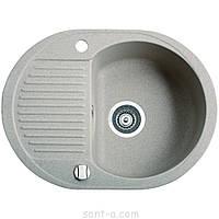 Врезная кухонная мойка Marmorin DURO 1k 0,5o одна чаша, малое крыло (130 133 0xx), фото 1