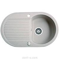 Врезная кухонная мойка Marmorin DURO 1k 1o одна чаша, одно крыло (130 113 0xx), фото 1