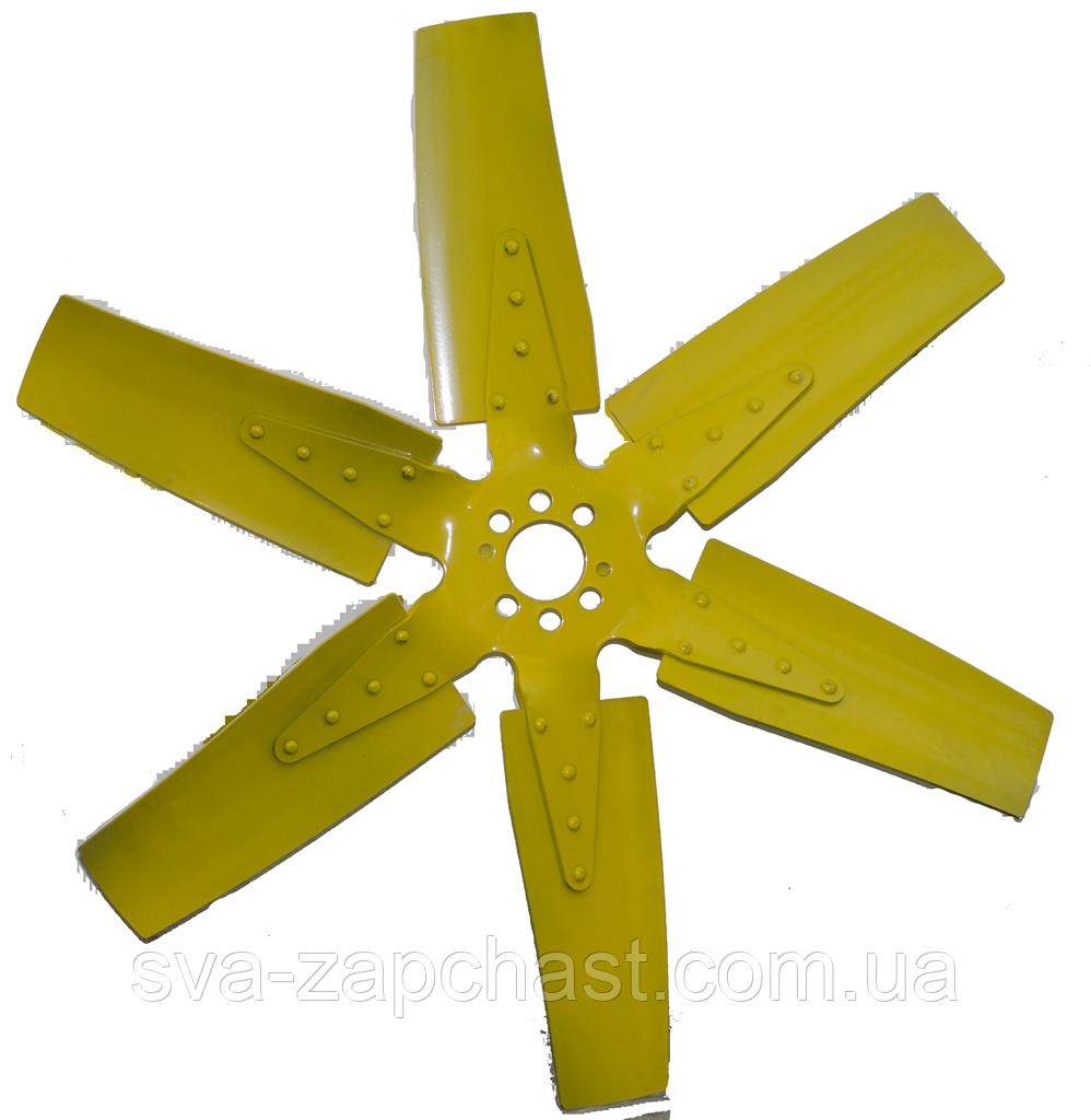 Вентилятор СМД-60 Т-150 крильчатка 60-13010.11