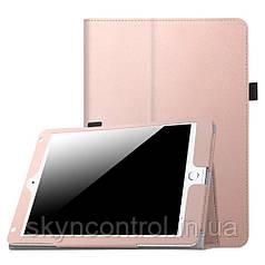 Fintie iPad 9.7 Inch 2017 / iPad Air 2 / iPad Air Case - Premium PU Leather Folio Smart Cover Rose Gold