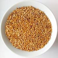 Семена льна золотого (урожай 2019), 1 кг