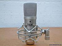 Isk BM-800 профессиональный, студийный, конденсаторный микрофон