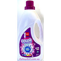 Гель для стирки Колор Color Laundry Detergent (33 стирки) 2л