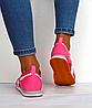 Кроссовки женские розовые Reebok сетка реплика, фото 4